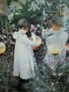 梦花园里的女孩
