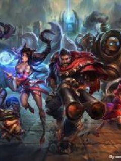 英雄联盟之黑暗世界