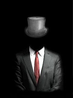 戴高礼帽的绅仕们