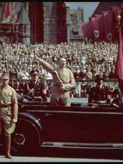 希特勒昏迷以后