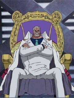 海贼王之我要成为最强海军
