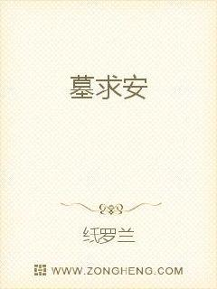 墓求安小说封面
