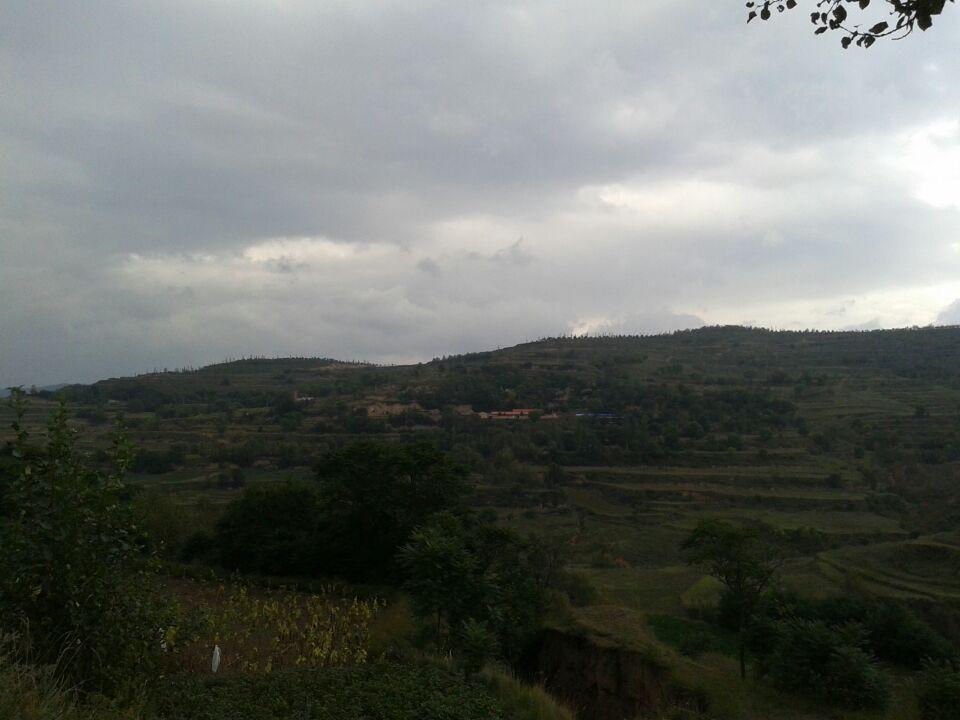平凡的村庄