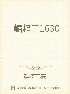 崛起于1630