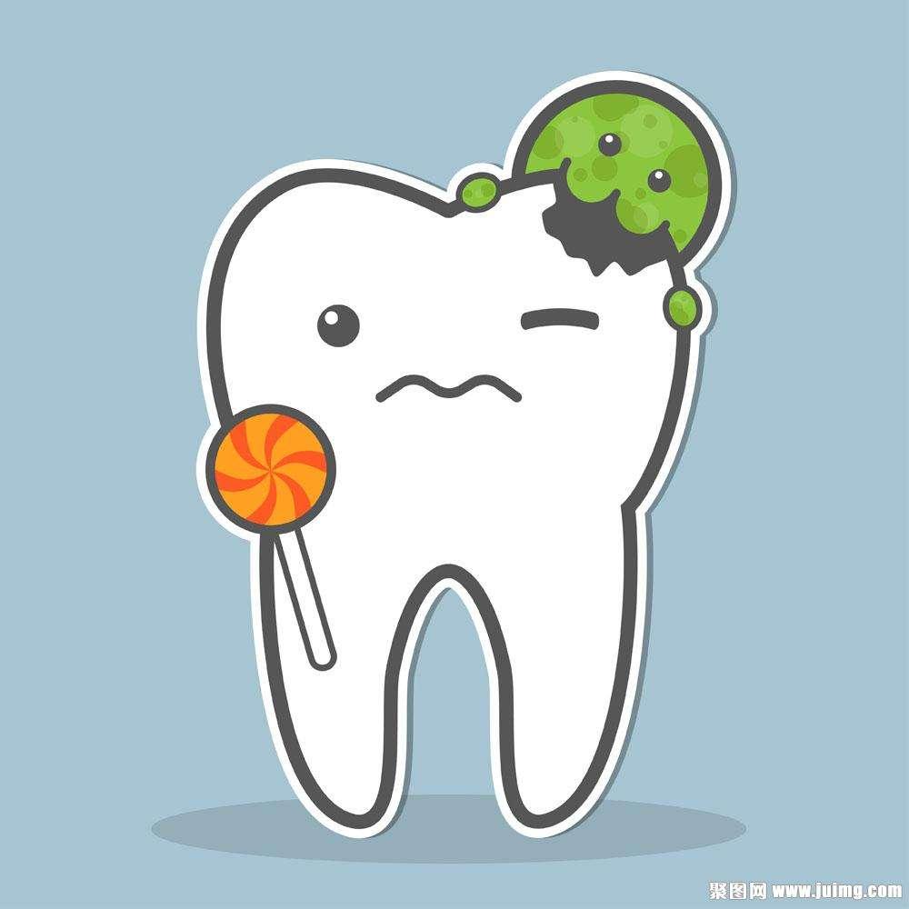 我的虫牙会说话
