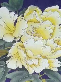 暗香梅花朵朵開
