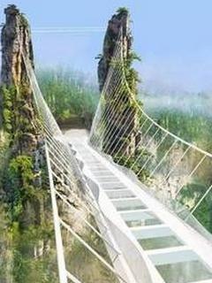 张家界玻璃大桥