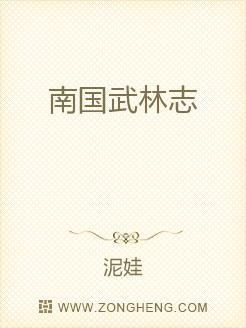 南国武林志