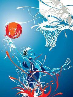 我要打籃球