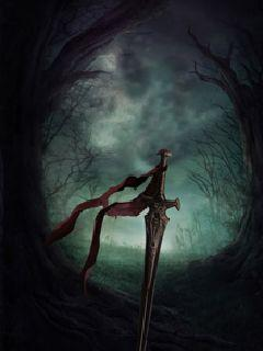 我不怨天唯怨剑