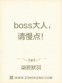 boss大人,请慢点!
