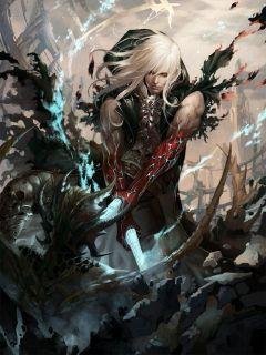 异变者之血魔