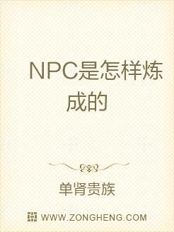 NPC是怎樣煉成的