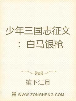 少年三国志征文:白马银枪