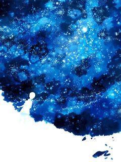 藍天灰白色