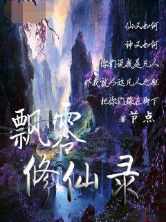 小说:飘零修仙录,作者:节点