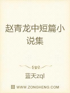 赵青龙中短篇小说集