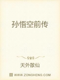 小说:孙悟空前传,作者:天外散仙