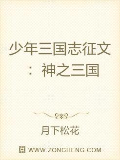 少年三国志征文:神之三国