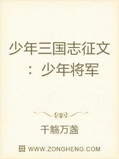 少年三国志征文:少年将军