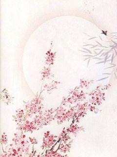 月下缘起桃花缘灭