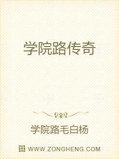 小说:学院路传奇,作者:学院路毛白杨