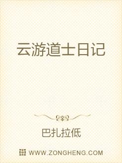云游道士日记