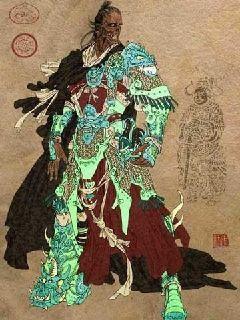 安和灵界的鬼魅传说