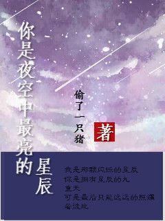 你是夜空中最亮的星辰